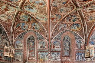 Nonnenchor Wandmalereien