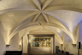 Wittenberg 10 Gebote Tafel von Cranach