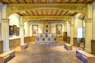 Wittenberg Aula im Lutherhaus
