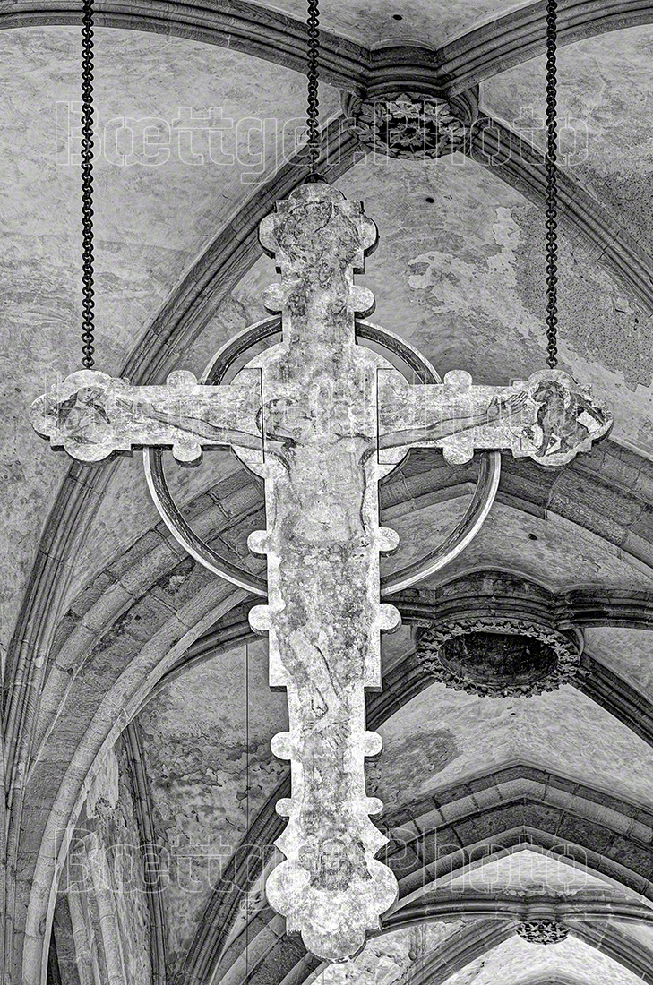 Schulpforta Triumphkreuz 13. Jahrhundert