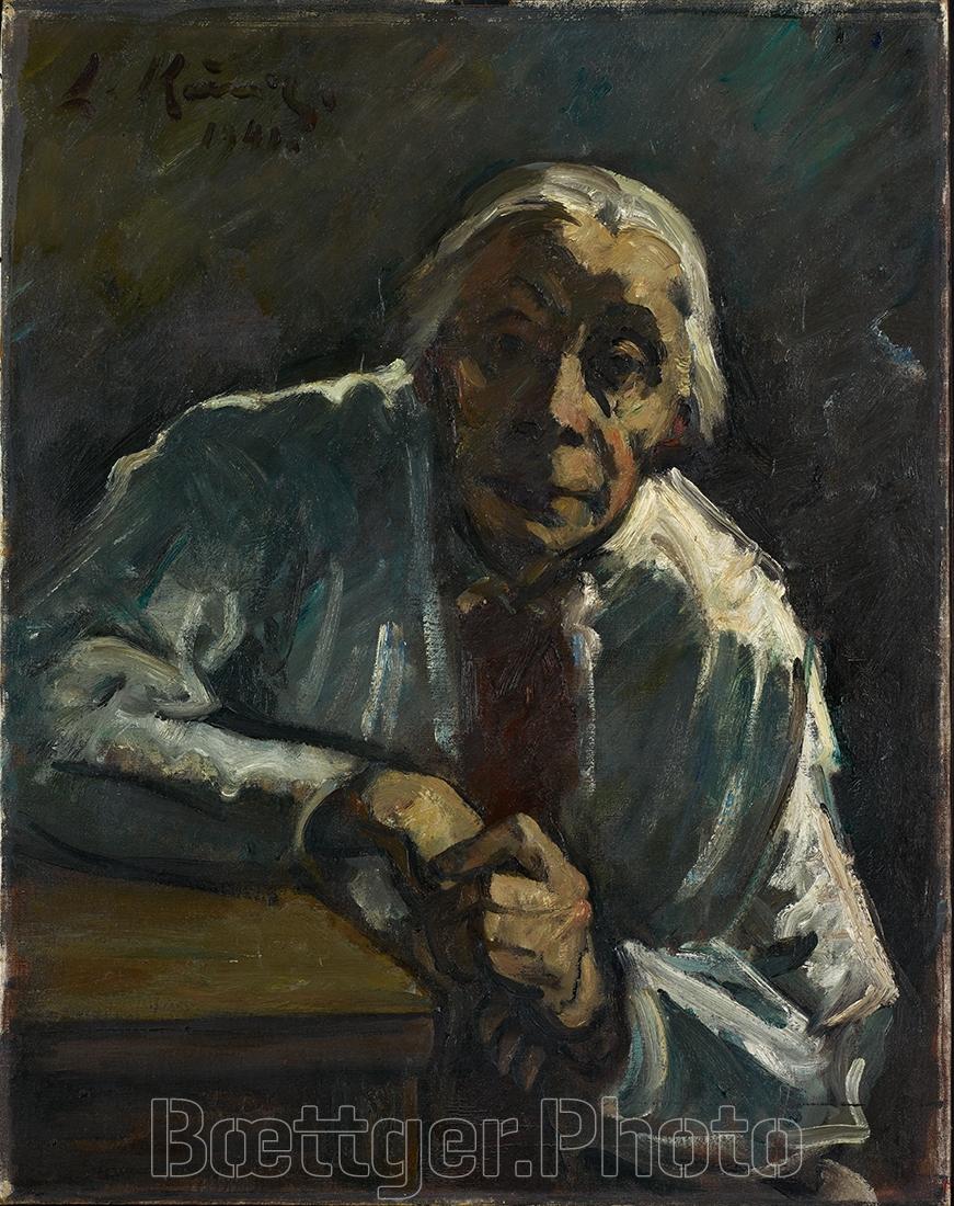 Käte Kollwitz Portrait