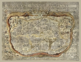 Mappe Monde Novelle Papistique